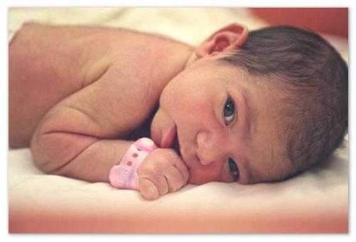 Физиологические особенности новорожденных