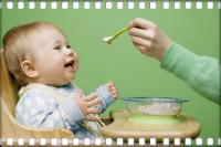 Прикорм ребенка кашей