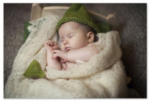 Мягкий матрас для новорожденного
