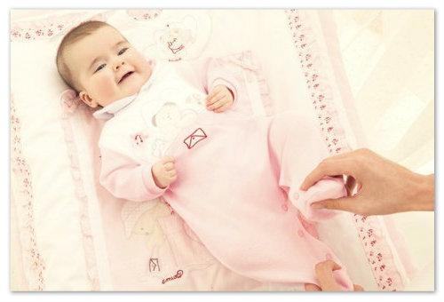 Хлопковая одежда для малыша