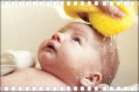 Корочки на голове у новорожденного