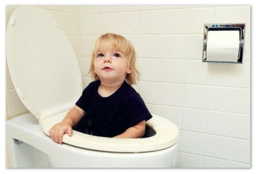 Проблемы с кишечником у малыша.