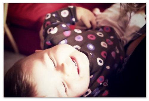 Счастливый малыш