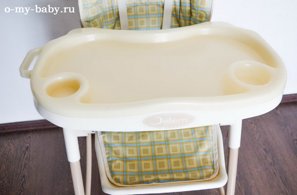 Пластиковая легко моющаяся накладка на стол.