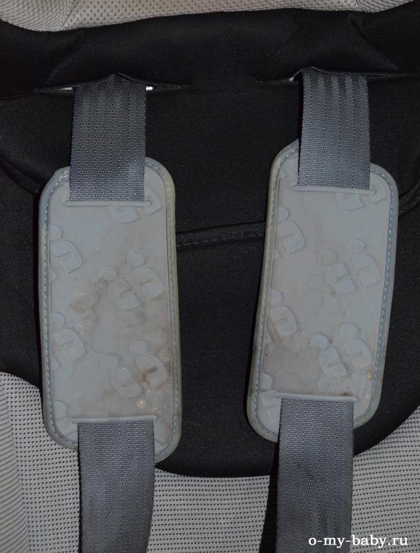 Ремни безопасности прочны и надёжны.