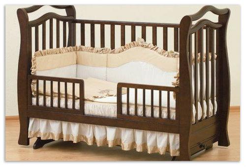 Кроватка «Giovannimagico» .