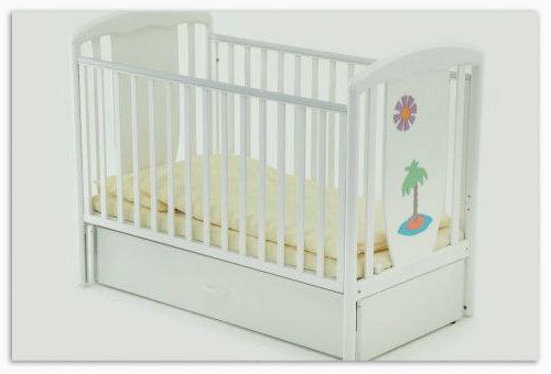 Кроватки «Papaloni».