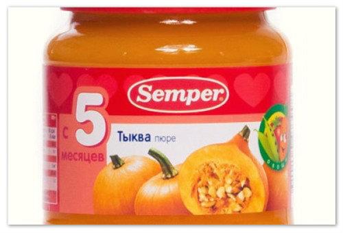 Пюре «Semper».