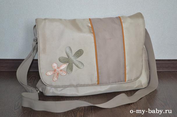 В комплекте была практичная сумка — пользуемся ею регулярно.