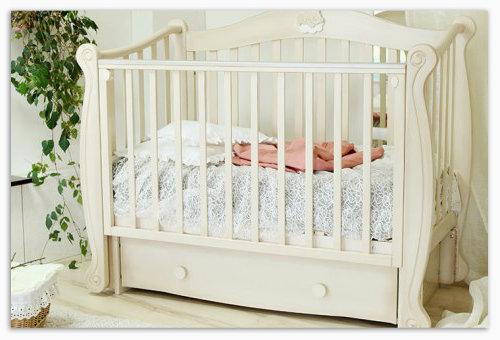Кроватка «Можга».