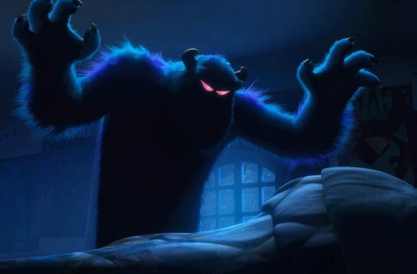Кого ночью боятся дети?