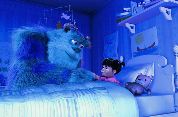 Мама может помочь победить детские ночные страхи.