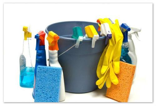 Инструменты для влажной уборки