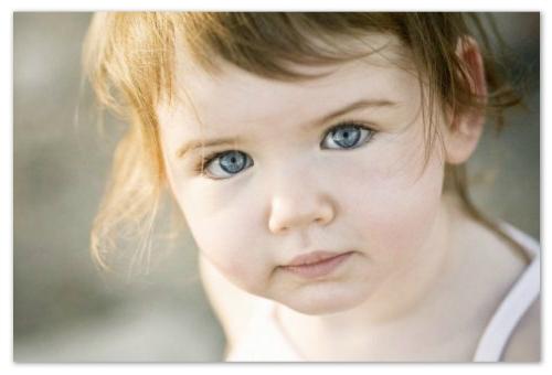 Бледность у ребенка