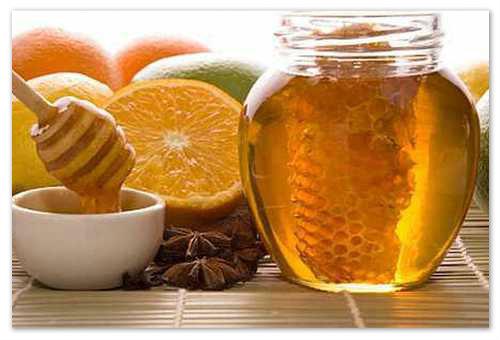 В чём польза мёда?