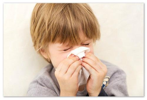 Скорая помощь при простуде.