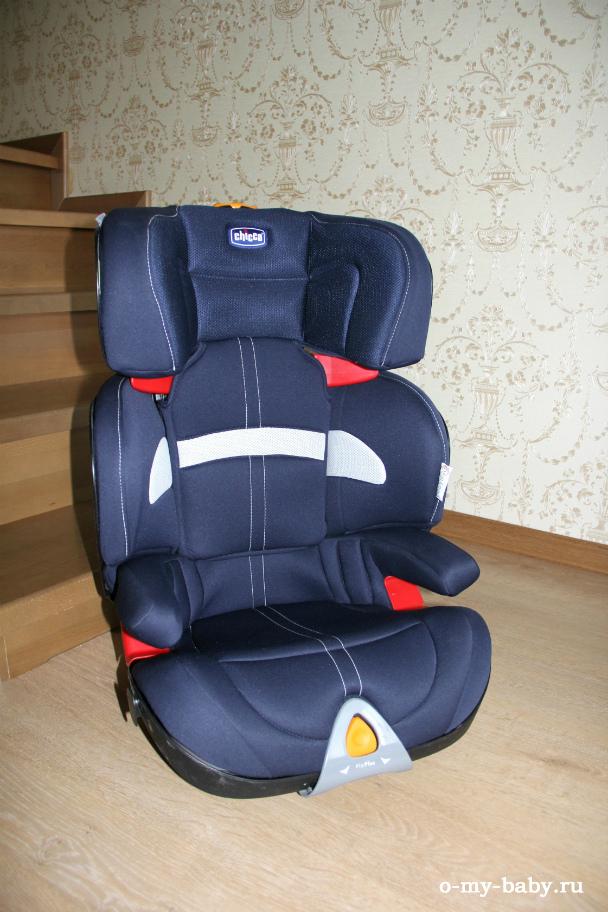 Внешний вид кресла Chicco Oasys 2-3 FixPlus.
