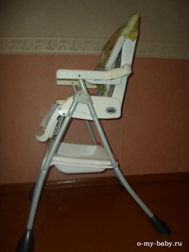 Компактный стульчик.