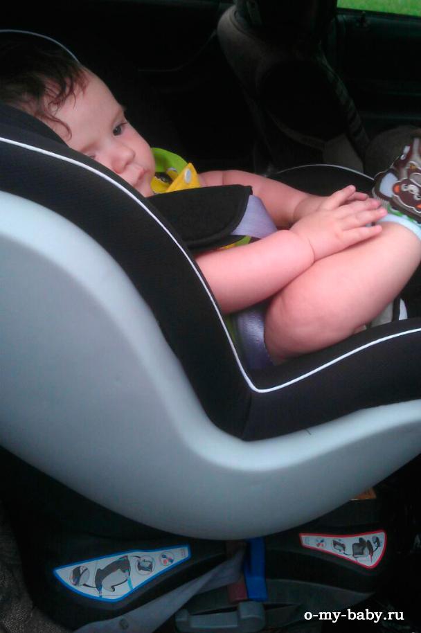 Анатомическая подушка для младенца.