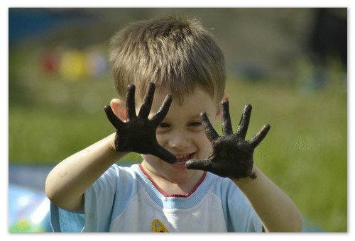 Как избежать появления глистов у ребёнка?