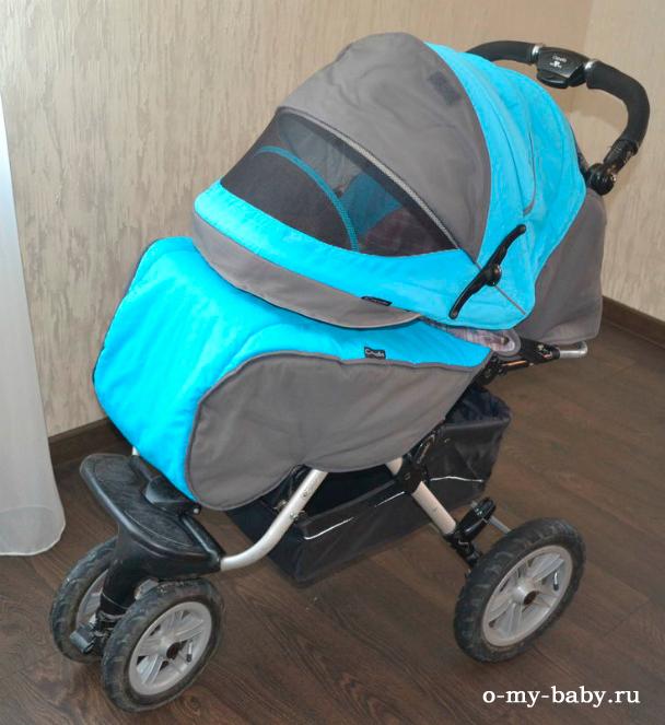 Надёжная защита малыша.