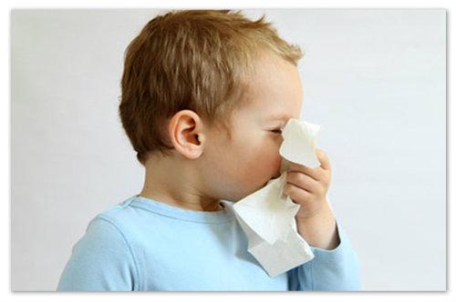 Лекарство эффективно при гнойном насморке бактериальной природы.