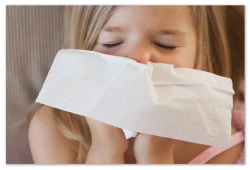 Антибактериальный препарат для детей.