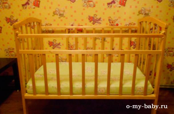 Спальное место для малыша.