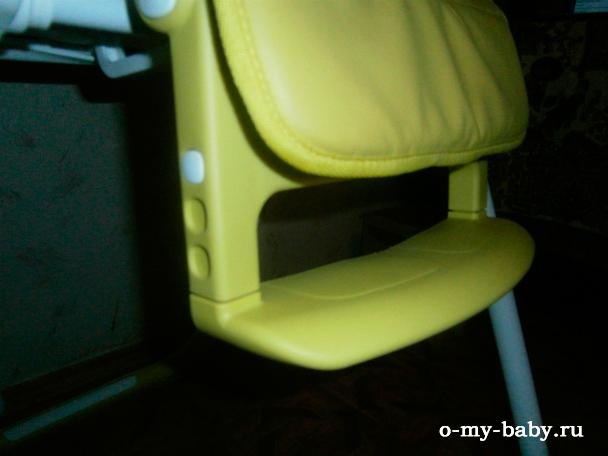 Подножка стула.