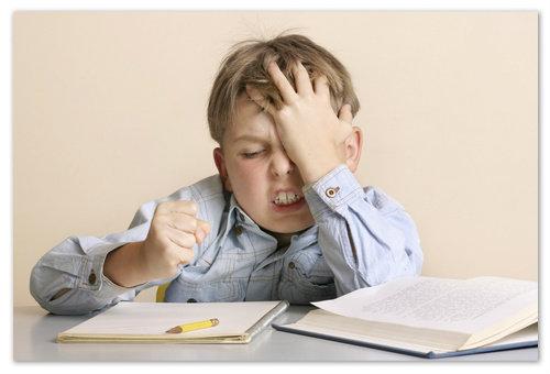Причины стресса и нервного расстройства.