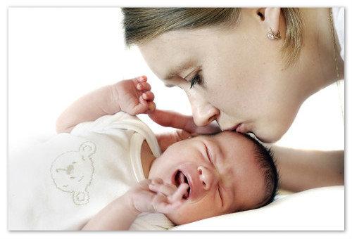Синусит у младенцев.