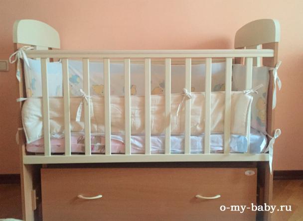 Кровать для малыша.