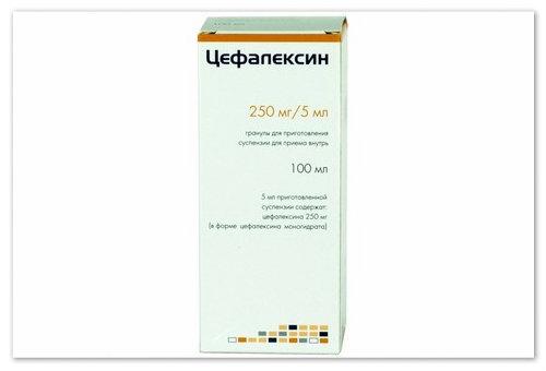 Цефалексин антибиотик для детей.