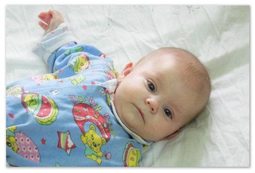 Профилактика ГРИППа для новорождённых.