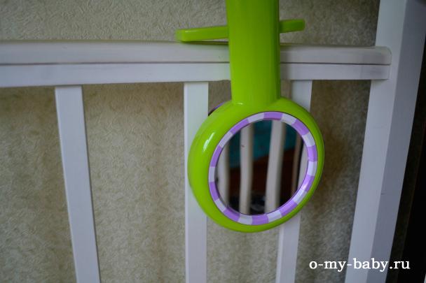 Зеркальце для малыша.