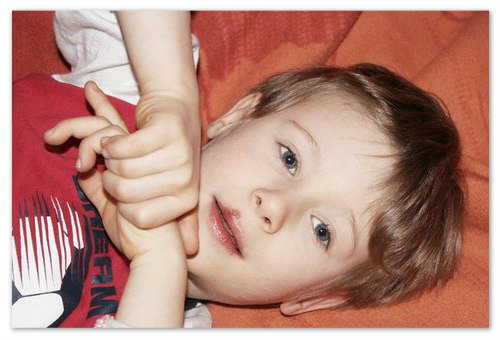 Как вылечить герпес у ребёнка?