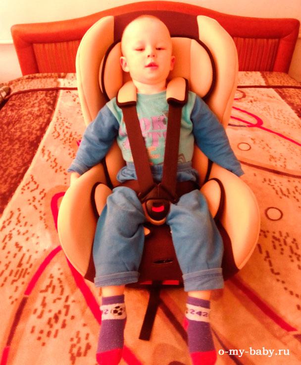 Маленький пассажир.