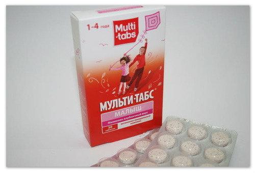 Состав Мульти-Табс.