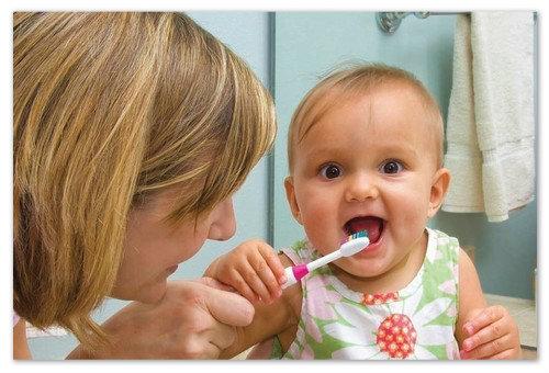 Гигиена рта.