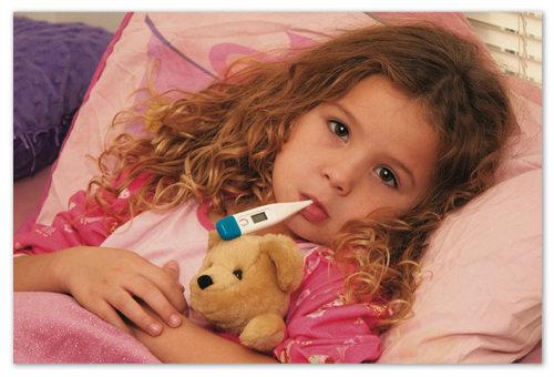 Для иммунитета детям.